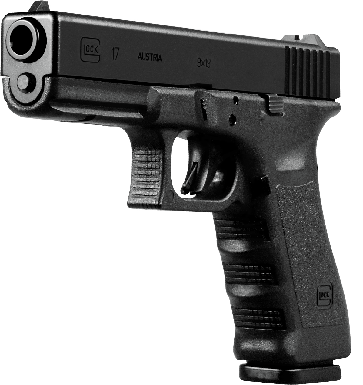 Glock 17 Generation 3 - 9 mm Luger